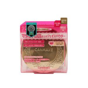 日本CANMAKE井田 棉花糖粉饼控油定妆蜜粉饼 SPF26 PA++ #MO 哑光明亮肌色