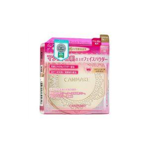 日本CANMAKE井田 棉花糖 控油蜜粉饼(带盒) #MB自然肤色 SPF26 PA++ 10g