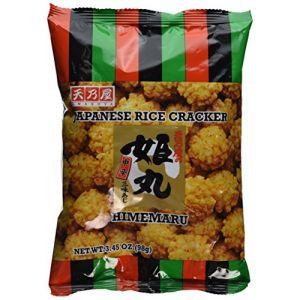 日本AMANOYA天乃屋 姬丸日式迷你米饼 98g