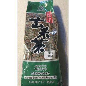 日本UJINOTSUYU 玄米茶 400G
