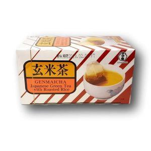 日本UJINOTSUYU 玄米茶 20包