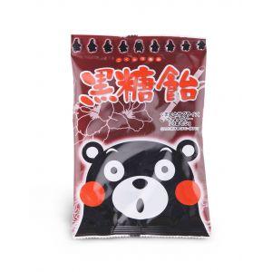 日本OHKURA熊本熊红糖味硬糖 90G