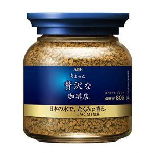 日本AGF 华丽香醇咖啡 80G