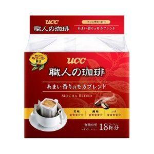 UCC COFFEE DRIP MOCHA BLEND 18P