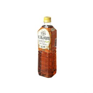 UCC STRAIGHT TEA LOW SUGAR 930ML