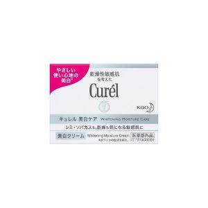 日本KAO花王 Curél珂润润浸美白滋养乳霜 40g