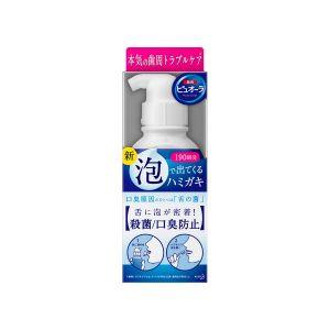 日本KAO花王药用泡沫牙膏