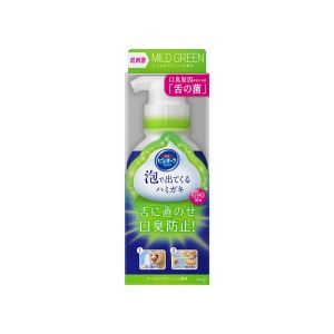 日本KAO花王药用泡沫牙膏温和型