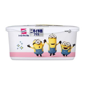 KAO MINIONS DEGERMING CLEAN PAPER