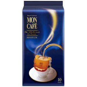 日本KATAOKA MON CAFE挂耳咖啡高贵蓝山 10包*7.5G