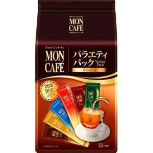 日本KATAOKA MON CAFE挂耳咖啡6种口味 12包 93G