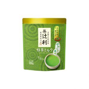 日本KATAOKA 京都宇治奶茶粉 抹茶风味 200g