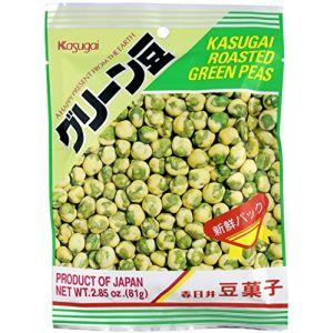 日本KASUGAI春日井 原味香脆青豆 81g