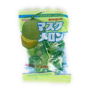 日本KASUGAI春日金哈密瓜味硬糖 131G