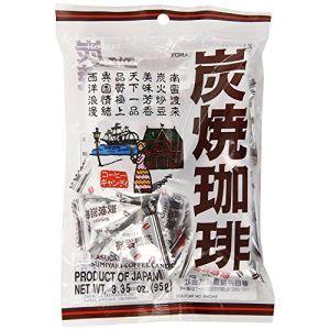 日本KASUGAI春日井 炭烧咖啡糖 95G