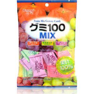 日本KASUGAI春日井 综合软糖 108G