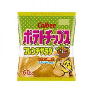 日本CALBEE卡乐比 法式沙律味薯片 60G