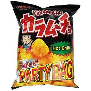 日本KOIKEYA湖池屋阿婆红辣椒薯片 175G