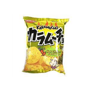 日本KOIKEYA湖池屋阿婆辣椒海苔薯片 54G