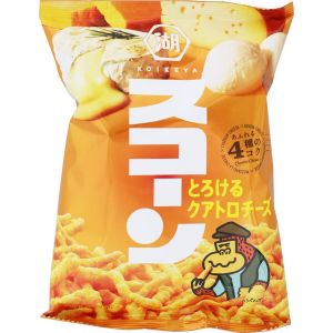 日本KOIKEYA湖池屋 芝士味粟米条 75G