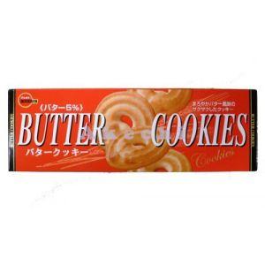 日本BOURBON波路梦 黄油曲奇饼干 100g