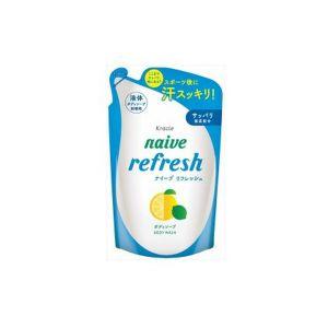 KRACIE NAIVE BODY SOAP REFRESH REFILL