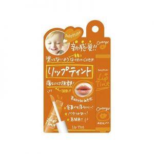 日本Bison Baby Pink 粉嫩唇露 03: 青春橘