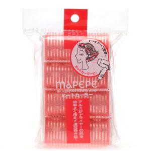 日本MAPEPE空气刘海卷发器红色S号 4个入