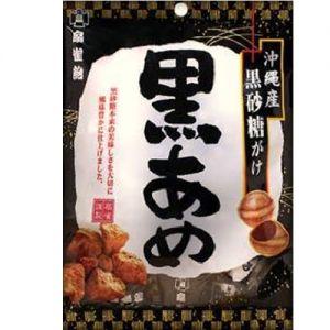 日本SENJAKU扇雀饴 红糖糖果 76G