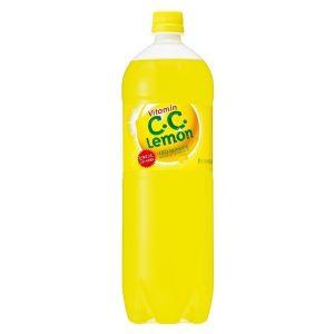 日本SUNTORY C.C.LEMON柠檬饮料 1.5L