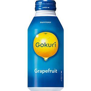 日本SUNTORY三得利 Gokuri西柚果汁 400ml