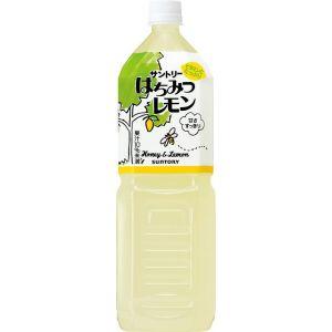 日本SUNTORY 蜂蜜柠檬味饮料 1.5L