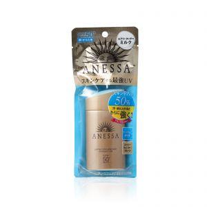 日本本土版 ANESSA安耐晒安热沙小金瓶防晒乳防晒霜60ml 20年新版