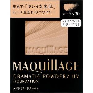 SHISEIDO MAQUIL DRAMATIC POWDERY UV 0C30