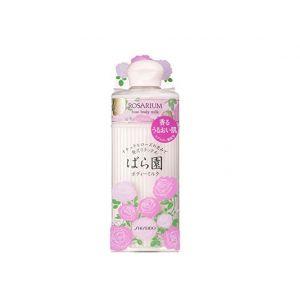 日本SHISEIDO资生堂 ROSARIUM玫瑰园玫瑰身体乳 200ml