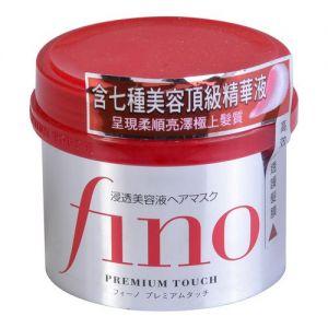 日本SHISEIDO资生堂 FINO 高效浸透修复发膜 受损发专用 230g