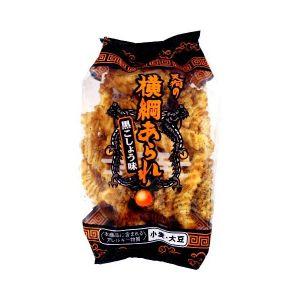 日本TENGU KURO黑胡椒风味脆饼