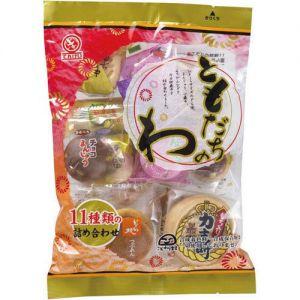 日本TENKEI天惠 11种糕点综合袋 14个