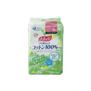 NATURA ELLEAIR LINER COTTON 5CC