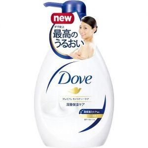日本DOVE多芬 深层保湿滋养沐浴乳 500g