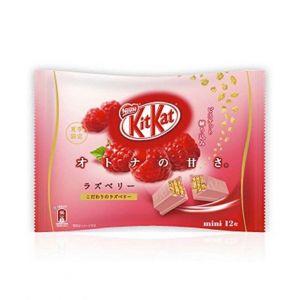 NESTLE Kit Kat Mini Adult Sweetness Raspberry Flavor 12 Sheets
