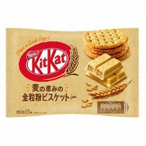 NESTLE KITKAT WHOLE WHEAT BISCUIT FC-130