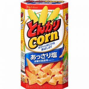 日本HOUSE 六角玉米饼 盐味 75G