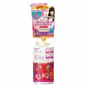 日本MEISHOKU明色 AHA&BHA果酸去角质凝胶混合莓果香 180ml