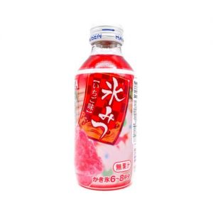 日本HATA 冰蜜草莓瓶 180G