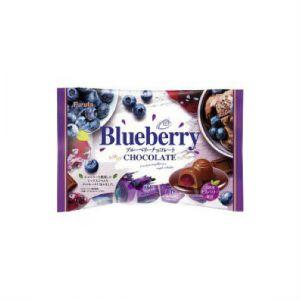 日本FURUTA 蓝莓味夹心巧克力 18个