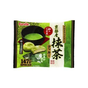 日本FURUTA 抹茶饼干 147G