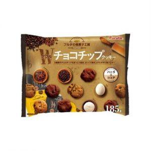 日本FURUTA 双巧克力风味饼干 185G
