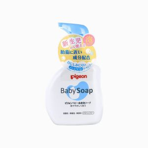PIGEON BABY FOAM SOAP US M-89