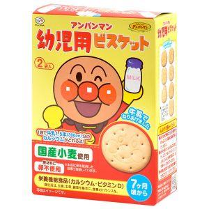 日本FUJIYA不二家 面包超人婴儿饼干 84g